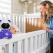 Monitor de bebé de soy Momo
